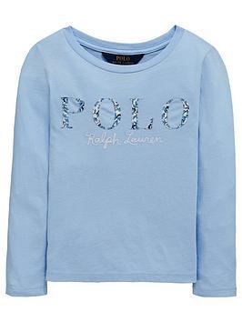 ralph-lauren-girls-long-sleeve-polo-applique-t-shirt-blue
