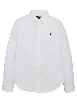 ralph-lauren-girls-classic-long-sleeve-oxford-shirt-white