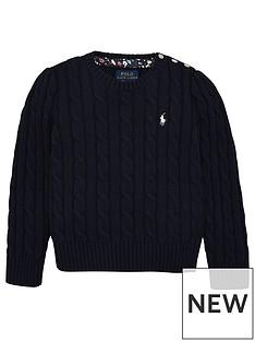 ralph-lauren-girls-classic-cable-knit-jumper
