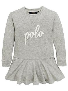 ralph-lauren-girls-polo-peplum-sweat-dress-grey-heather