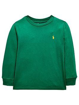 ralph-lauren-boys-classic-long-sleeve-t-shirt-green