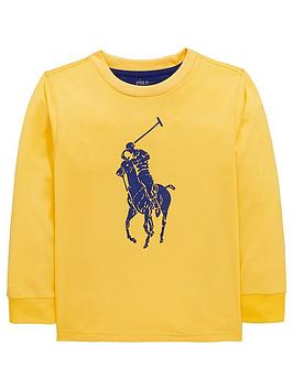 ralph-lauren-boys-big-pony-long-sleeve-t-shirt-yellow