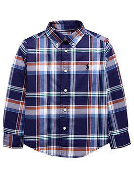 ralph-lauren-boys-long-sleeve-check-shirt-navy