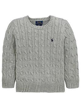 ralph-lauren-boys-cable-knit-jumper-grey