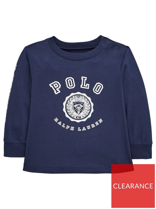 faca09810b6b Baby Boys Polo Graphic T-shirt