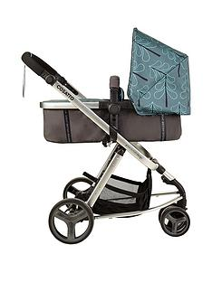 Cosatto Cosatto Giggle Mix 2 in 1 Pram & Pushchair - Fjord