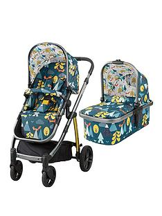 Cosatto Wow Pushchair & Carrycot - Foxtale