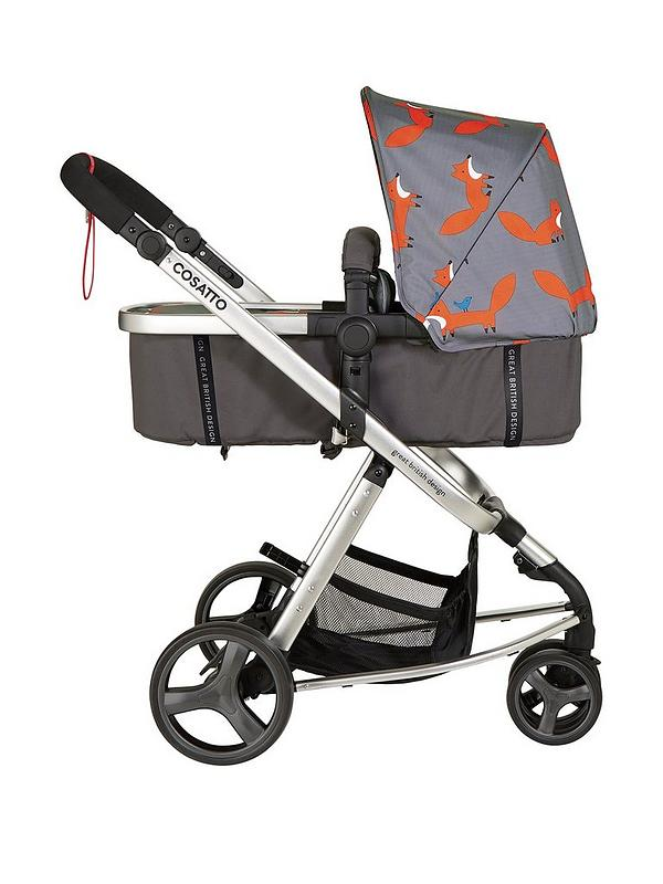 Cosatto Giggle Mix 2 in 1 Pram & Pushchair - Mister Fox