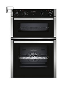 neff-u1ace2hn0bnbsp60cm-built-in-oven-with-circothermreg-stainless-steel