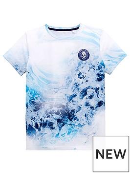 v-by-very-wave-print-skull-t-shirt