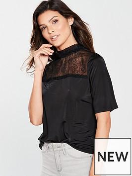 v-by-very-lace-yoke-top-black