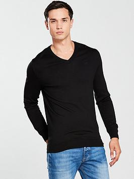 river-island-alex-v-neck-jumper