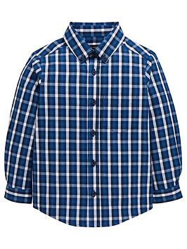 mini-v-by-very-checked-smart-shirt