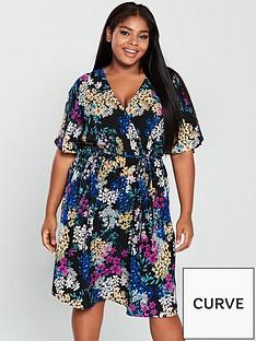 v-by-very-curve-printed-wrap-dress