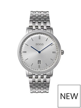 hugo-boss-black-hugo-boss-black-silver-and-blue-detail-dial-stainless-steel-bracelet-mens-watch