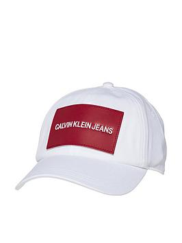 calvin-klein-jeans-logo-cap