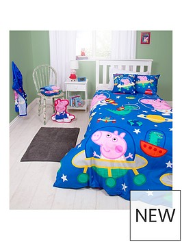 peppa-pig-george-planets-reversible-single-duvet-cover-set