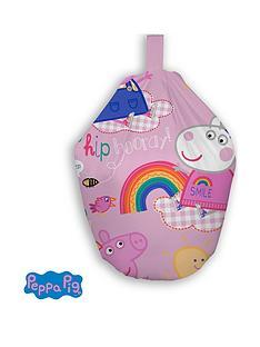 peppa-pig-hooray-bean-bag