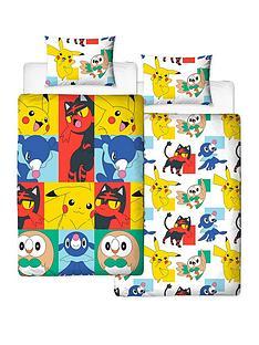 pokemon-newbies-reversible-single-duvet-cover-set