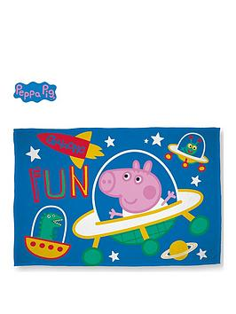 peppa-pig-george-planets-polar-fleece-blanket