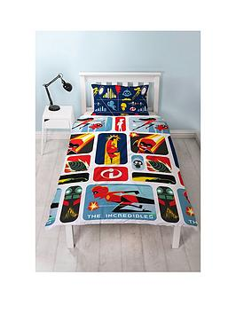disney-ncredibles-2-retro-single-duvet-cover-set
