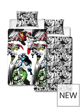 disney-comics-crop-reversible-single-duvet-cover-set