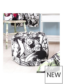 disney-marvel-comics-crop-bean-bag