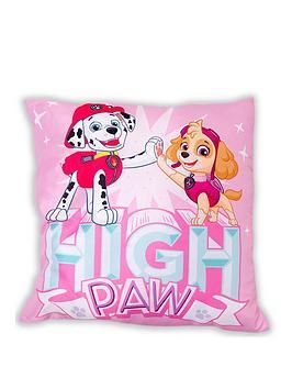 paw-patrol-pastels-square-cushion