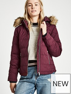 jack-wills-keswick-short-down-coat-damson