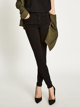 Jack Wills Fernham Super Skinny Jean - Black