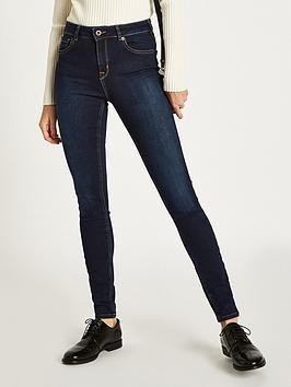 Jack Wills Fernham Super Skinny Jean - Indigo