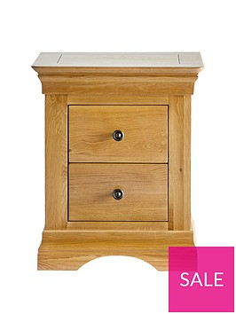 ideal-home-normandy-2-drawer-bedside-chest