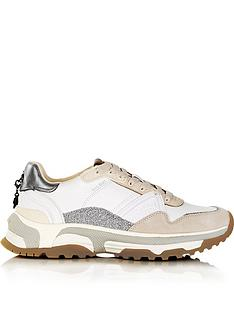 coach-glitter-runner-trainers-white