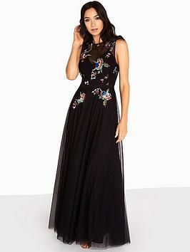 little-mistress-sequin-top-maxi-dress-blacknbsp