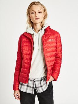 jack-wills-cartmell-lightweight-down-padded-jacket-orange