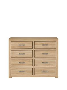 Mariza 4 + 4 Drawer Chest