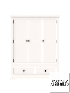 ideal-home-normandy-3-door-2-drawer-wardrobe