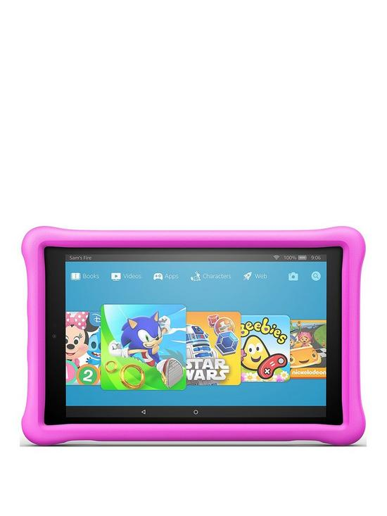 Fire HD 10 Kids Edition 10 1 inch, 32Gb Tablet - Pink