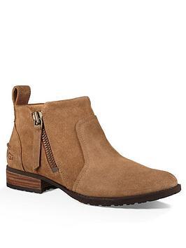 ugg-aureo-ankle-boots-chestnut