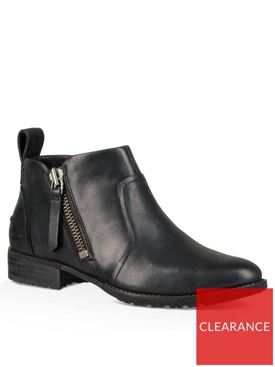 f32f4d7a3f7 Aureo Ankle Boots - Black
