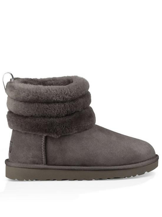 0a8b05c6d25 Fluff Mini Quilted Ankle Boot