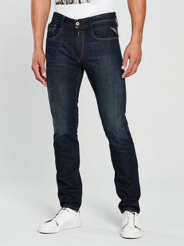 Anbass Slim Stretch Jeans