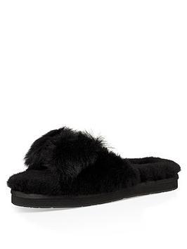 ugg-mirabelle-mule-slippers-black