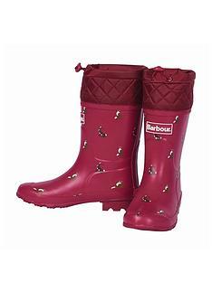 barbour-girls-corbridge-wellington-boot
