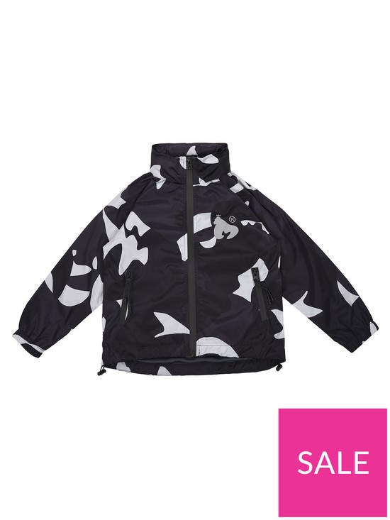 bab22226e8e38 Money Boys Camo Windbreaker Jacket | very.co.uk