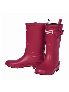 barbour-girls-simonside-wellington-boot