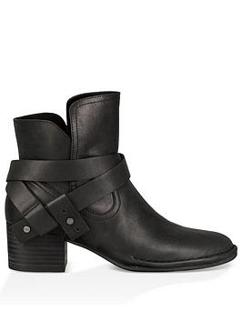 Ugg Elysian Tie Ankle Boot