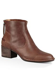 ugg-bandara-leather-ankle-boot