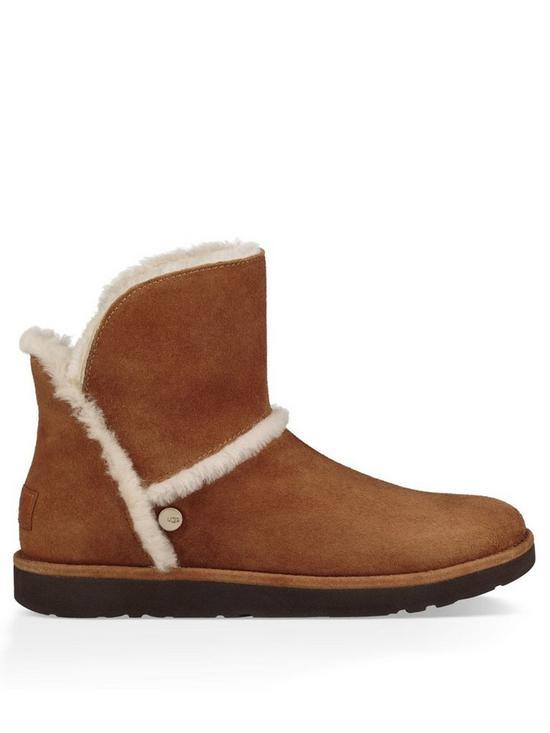 e65726da5ff Luxe Spill Seam Mini Ankle Boot - Bruno