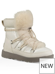 ugg-highland-waterproof-ankle-boot-white